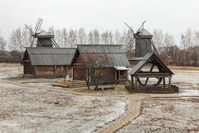 Museum of Wooden Architecture and Peasant Life