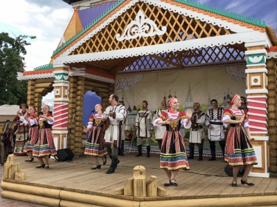 "Interregional Festival of Folk Music and Crafts ""On the Murom Path"""