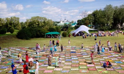"International Patchwork Festival ""Soul of Russia"""